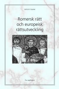 Romersk rätt och europeisk rättsutveckling