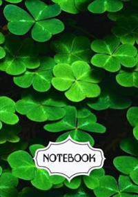 Notebook Dot-Grid, Graph, Lined, Blank: Lucky: Pocket Notebook Journal Diary, 120 Pages, 7 X 10 (Blank Notebook Journal)