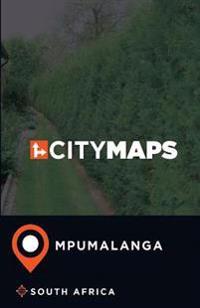 City Maps Mpumalanga South Africa