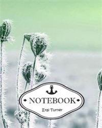 Notebook Journal: Cold: Pocket Notebook Journal Diary, 120 Pages, 8 X 10 (Dot-Grid, Graph, Lined, Blank No Lined Notebook Journal)