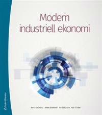 Modern industriell ekonomi
