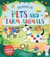 Fingerprint Fun: Pets and Farm Animals