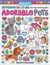 Notebook Doodles Adorable Pets