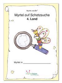 """""""Myrtel und Bo"""" - Myrtel auf Schatzsuche - 4. Land: Deutschland"""