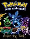 """Pokemon Go """" Gotta catch em all """" Children's Colouring Book: This Fantastic Children's Colouring Book has managed to capture all of the 151 catchable"""