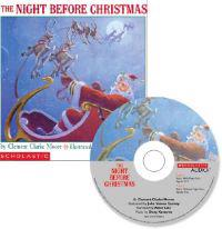 The Night Before Christmas [With CD]