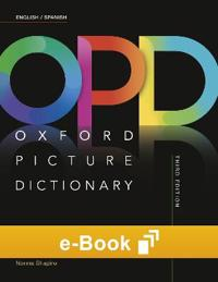 Oxford Picture Dictionary Interactive Student E-book