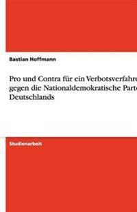 Pro und Contra für ein Verbotsverfahren gegen die Nationaldemokratische Partei Deutschlands