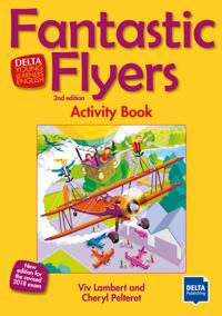 Fantastic Flyers. Second Edition. Workbook