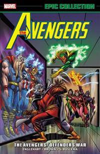 Avengers Epic Collection 7