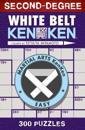 Second-Degree White Belt KenKen