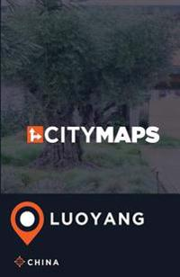 City Maps Luoyang China