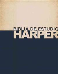 Biblia de estudio Harper / Harper Study Bible