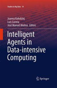 Intelligent Agents in Data-intensive Computing