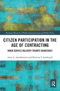 Citizen Participation in the Age of Contracting