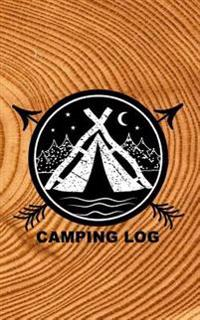 Camping Log: Camping Journal (Summer Journal with Prompts) 1
