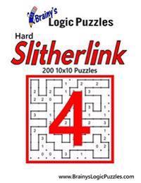 Brainy's Logic Puzzles Hard Slitherlink #4: 200 10x10 Puzzles