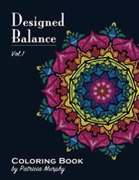 Designed Balance: Coloring Book