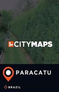 City Maps Paracatu Brazil