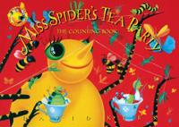 Miss Spider's Counting Book: 25th Anniversary Edition
