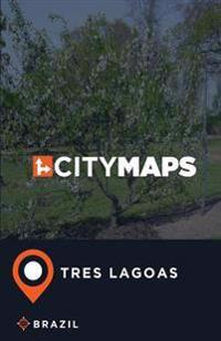 City Maps Tres Lagoas Brazil