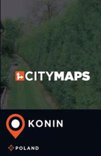 City Maps Konin Poland