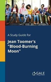 A Study Guide for Jean Toomer's Blood-Burning Moon