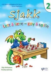 Sjakk; lett å lære - gøy å spille 2