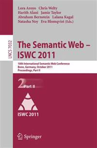 The Semantic Web -- ISWC 2011