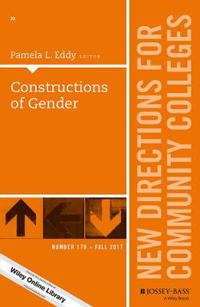 Constructions of Gender, CC 179