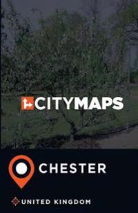 City Maps Chester United Kingdom