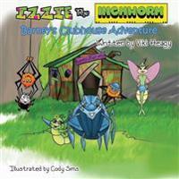 Izzie Inchworm - Barney's Clubhouse Adventure