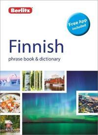 Berlitz Phrase Book & Dictionary Finnish