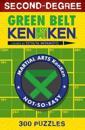 Second-Degree Green Belt KenKen