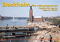 Stockholm före Miljonprogrammet