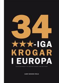 34 trestjärniga krogar i Europa