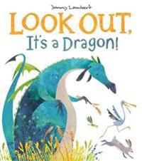 Look out, its a dragon!