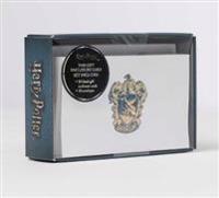 Harry Potter - Ravenclaw Crest Embossed Foil Gift Cards