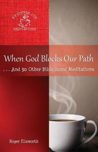 When God Blocks Our Path: ... and 30 Other Bible-Based Meditations