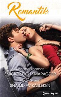 Smicker och smaragder/Snärjd av kärleken - Rachael Thomas, Abby Green pdf epub
