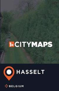 City Maps Hasselt Belgium