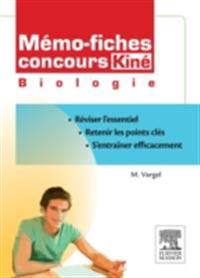 Memo-fiches concours Kine Biologie