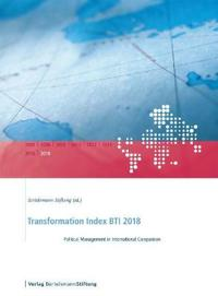 Transformation Index BTI 2018
