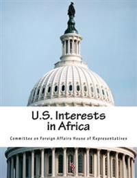 U.S. Interests in Africa