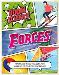 BOOM  Science  Forces - Georgia Amson-Bradshaw - böcker (9781526306586)     Bokhandel