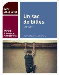 Oxford literature companions: un sac de billes: study guide for as/a level