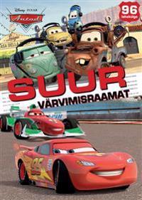 Autod. suur värvimisraamat