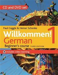 Willkommen! German Beginner's Course + Dvd