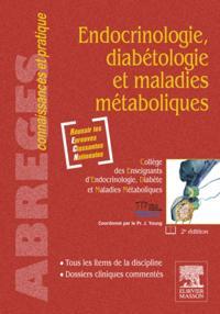 Endocrinologie, diabetologie et maladies metaboliques