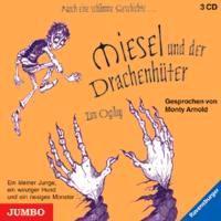 Miesel und der Drachenhüter. CDs